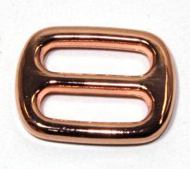 Schieber Stopper 16 mm rosegold 11-6000