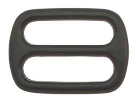 Schieber Stopper 25 mm schwarz 11-7002