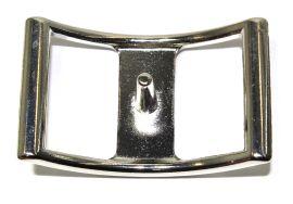 Schiffchen oder Conwayschnalle 20mm vernickelt  10-2006
