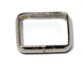 Schlaufe 14mm Stahl vernickelt 14-6052