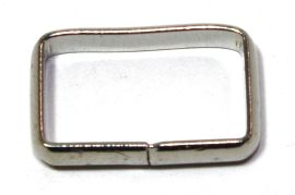 Schlaufe 18mm Stahl vernickelt 14-6002