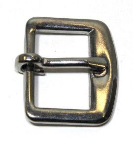 Zaumschnalle / Geschirrschnalle 20 mm rostfreier Stahl V4A 16-4005