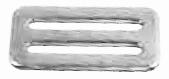 Schieber / Gurtschnalle 50 mm rostfreier Stahl V4A 16-4009