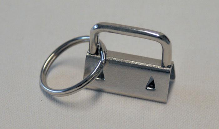 Rohling Clip  für Schlüsselanhänger 20 mm