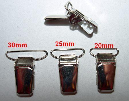 Clip für Futterbeutel/Leckerlibeutel etc. 24 mm