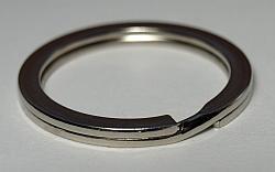 Schlüsselring flach 25 mm