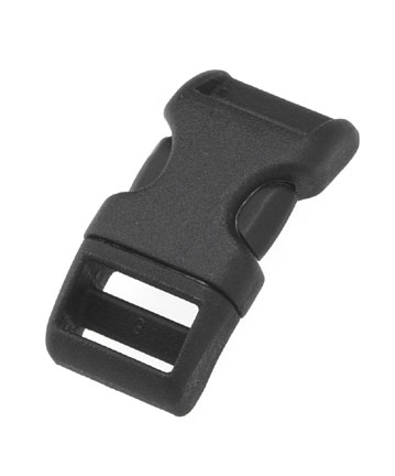 Steckschnalle 16 mm v. National Molding - Wienerlock®